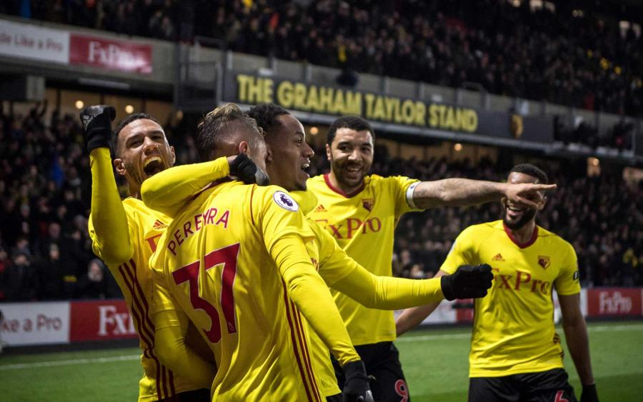 Fan-first launch for Watford FC | Catch: London Digital Experience ...